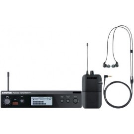 SHURE PSM 300SE112 Дигитална in ear ин иър мониторна система със слушалки